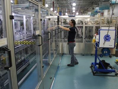 American made broadband components