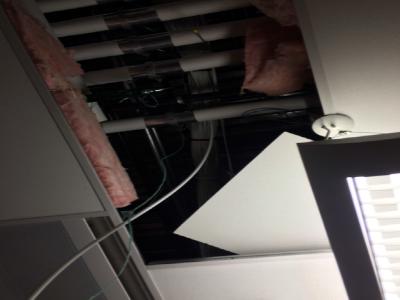 Fiber installation Denver University