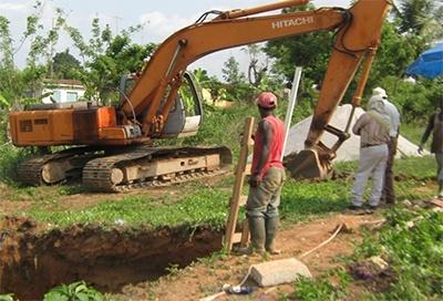fiber backbone Africa