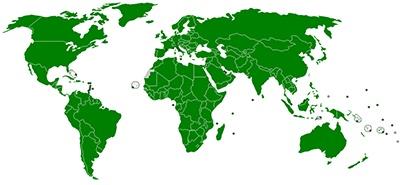 members of the international telecommunication union