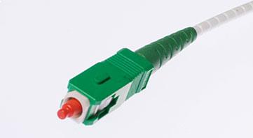SC fiber connector