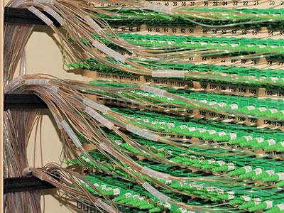 PON fiber cable networks