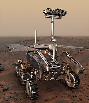 PPC in exomars mission