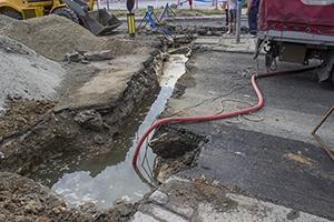 hazards of fiber cable installation