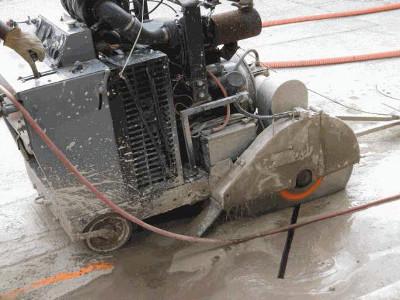 micro trenching equipment