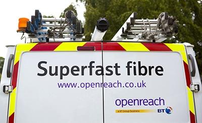 FTTC superfast broadband