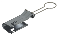 Aerial Drop Hardware Drop Wire Clamp SC02MFA SS