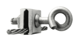 Aerial Drop Hardware E Span Clamp 27-00865