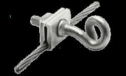 Aerial Drop Hardware O Span Clamp 27-00860