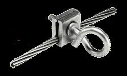 Aerial Drop Hardware Q Span Clamp 27-00185