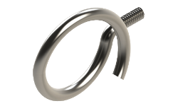 Pole Line Hardware Bridle Rings