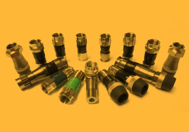 Telco Drop Connectors