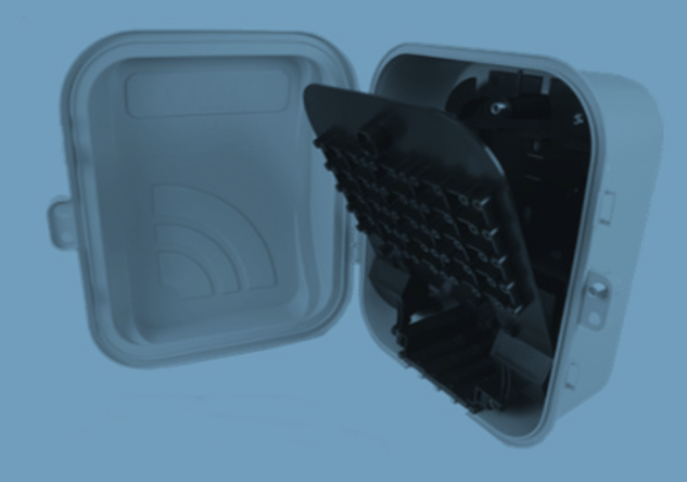 Enclosures FTTx solutions for broadband services