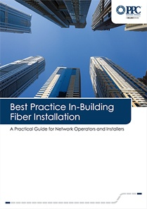 Best Practice In-Building Fiber Installation