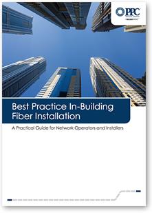 In building fiber installation eBook