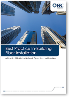 In building fiber installation eBook