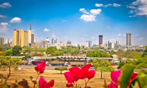 Kenyan FTTH project benefits from horizontal hand pushable fiber