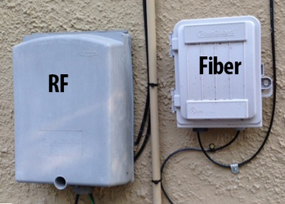 The challenges of deploying fiber alongside coax