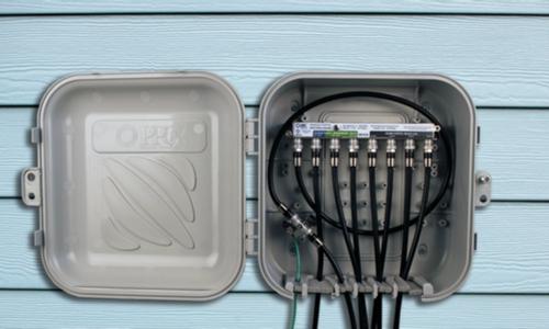 How a Passive MoCA Portal can make installs quick and easy