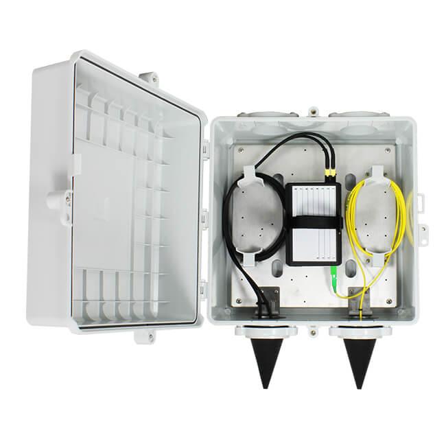 Fiber Distribution Hub - Mid/Low Density